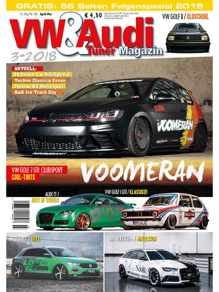 VW&Audi Tuner Magazin