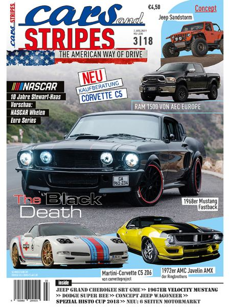 Cars and Stripes Magazin 3-18