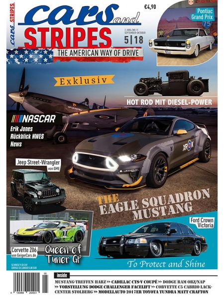 Cars and Stripes Magazin 5-18