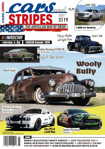 Cars and Stripes Magazin 3-19