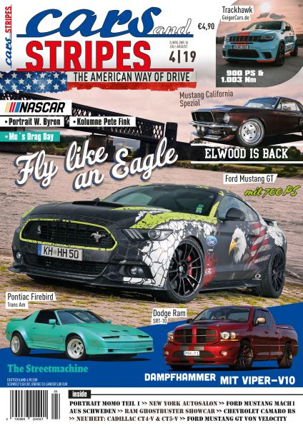 Cars and Stripes Magazin 4-19