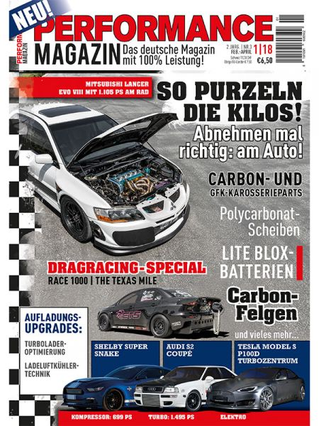 Performance Magazin 1-18