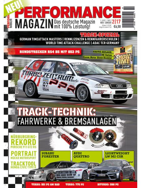 Performance Magazin 2-17