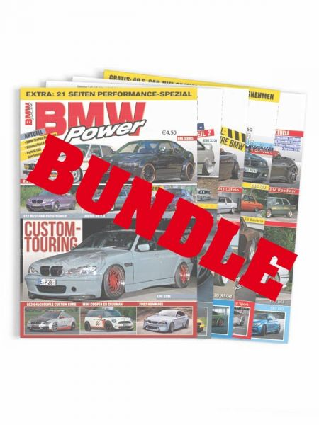 BMW Power Bundle 2008
