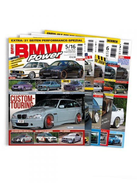 BMW Power Magazin Abo