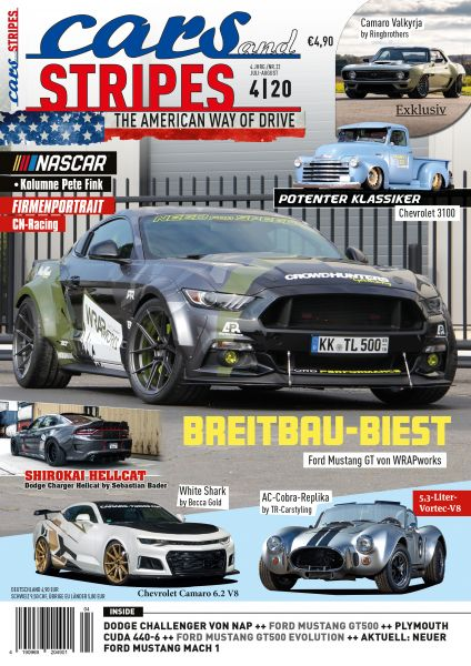 Cars and Stripes Magazin 4-20