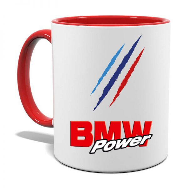 BMW Power Tasse