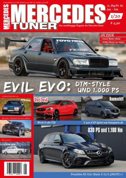 Mercedes Tuner Magazin