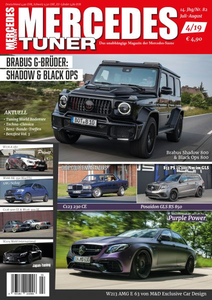 Tuning Couture - Mercedes Tuner Magazin