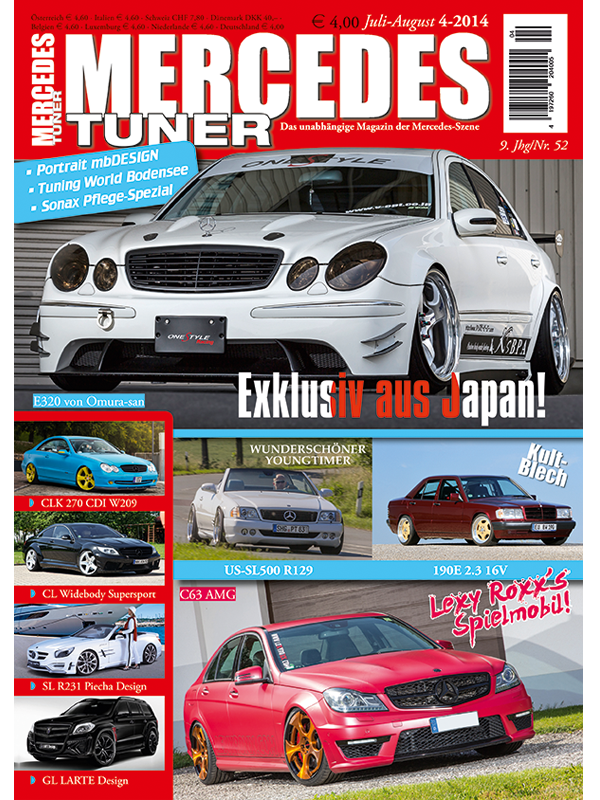 Tuning Couture - Mercedes Tuner issue 4-14