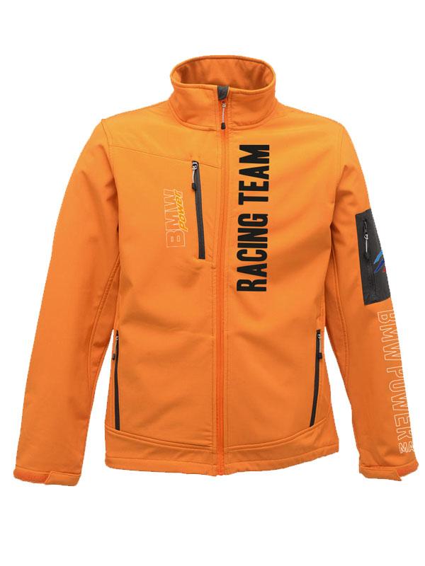 Bmw jacke orange