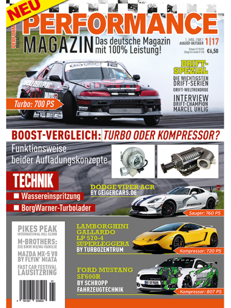 Performance Magazin 1-17